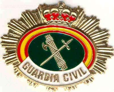 logo de la guardia civil